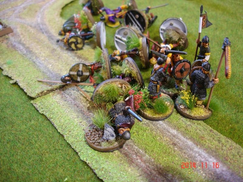 Chevauchée des Dragons de Vaires 2014: La bataille de Maldon Dsc02853