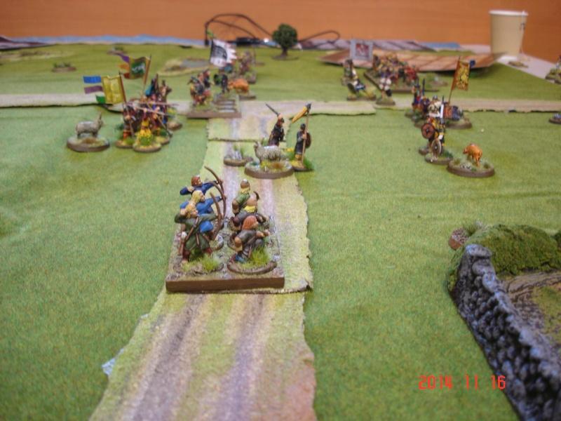 Chevauchée des Dragons de Vaires 2014: La bataille de Maldon Dsc02854