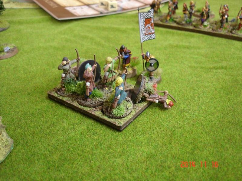 Chevauchée des Dragons de Vaires 2014: La bataille de Maldon Dsc02858