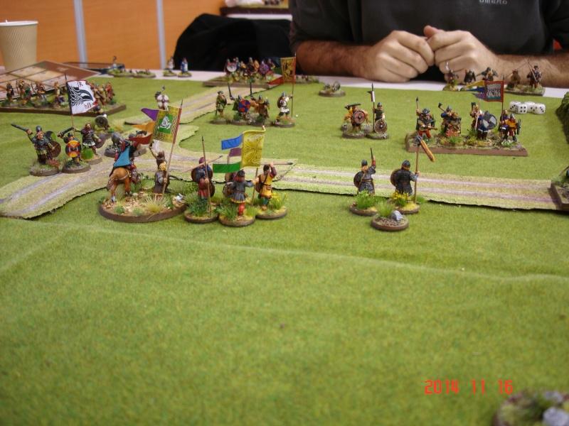 Chevauchée des Dragons de Vaires 2014: La bataille de Maldon Dsc02861
