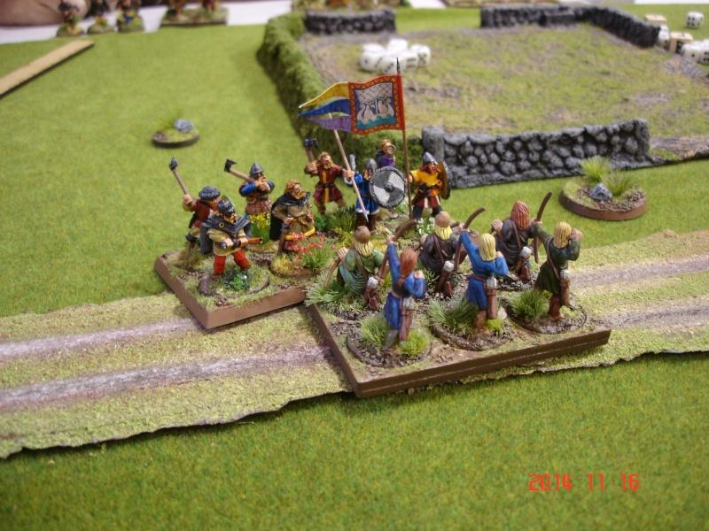 Chevauchée des Dragons de Vaires 2014: La bataille de Maldon Dsc02862