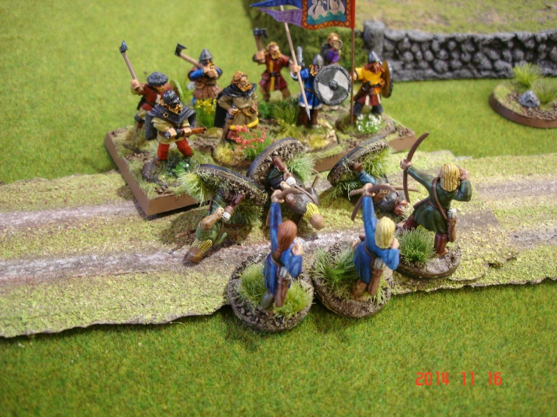 Chevauchée des Dragons de Vaires 2014: La bataille de Maldon Dsc02863