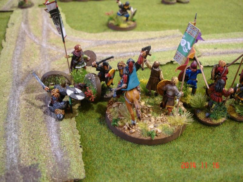 Chevauchée des Dragons de Vaires 2014: La bataille de Maldon Dsc02864