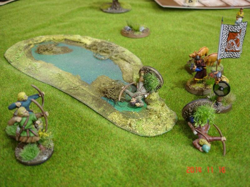 Chevauchée des Dragons de Vaires 2014: La bataille de Maldon Dsc02865