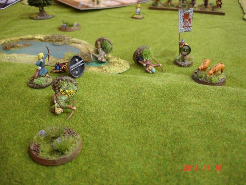 Chevauchée des Dragons de Vaires 2014: La bataille de Maldon Dsc02866