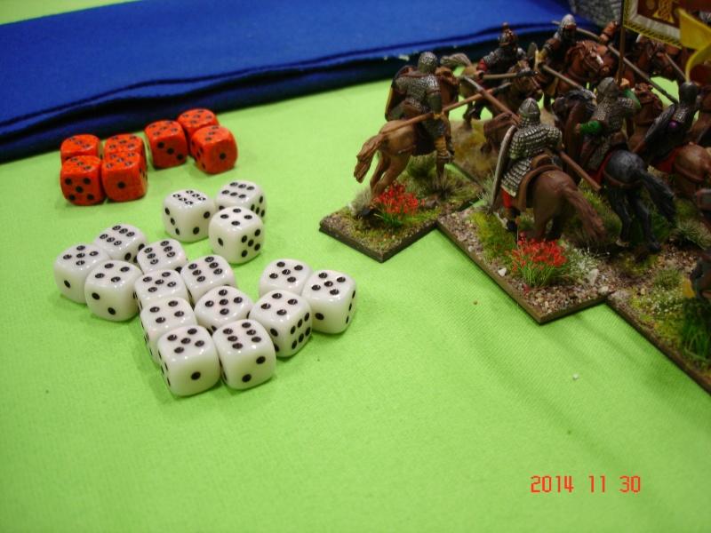17ème convention de jeu d'histoire parisienne: à l'Ouest du nouveau ! Dsc02977