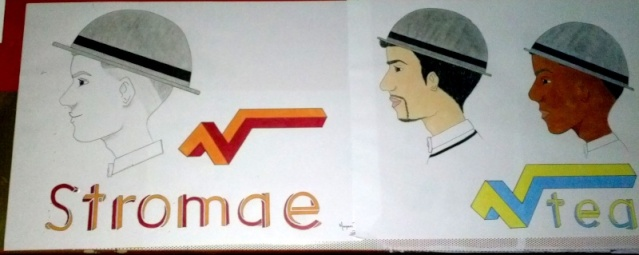 Réalisation, création dessin Stromae Cam00210