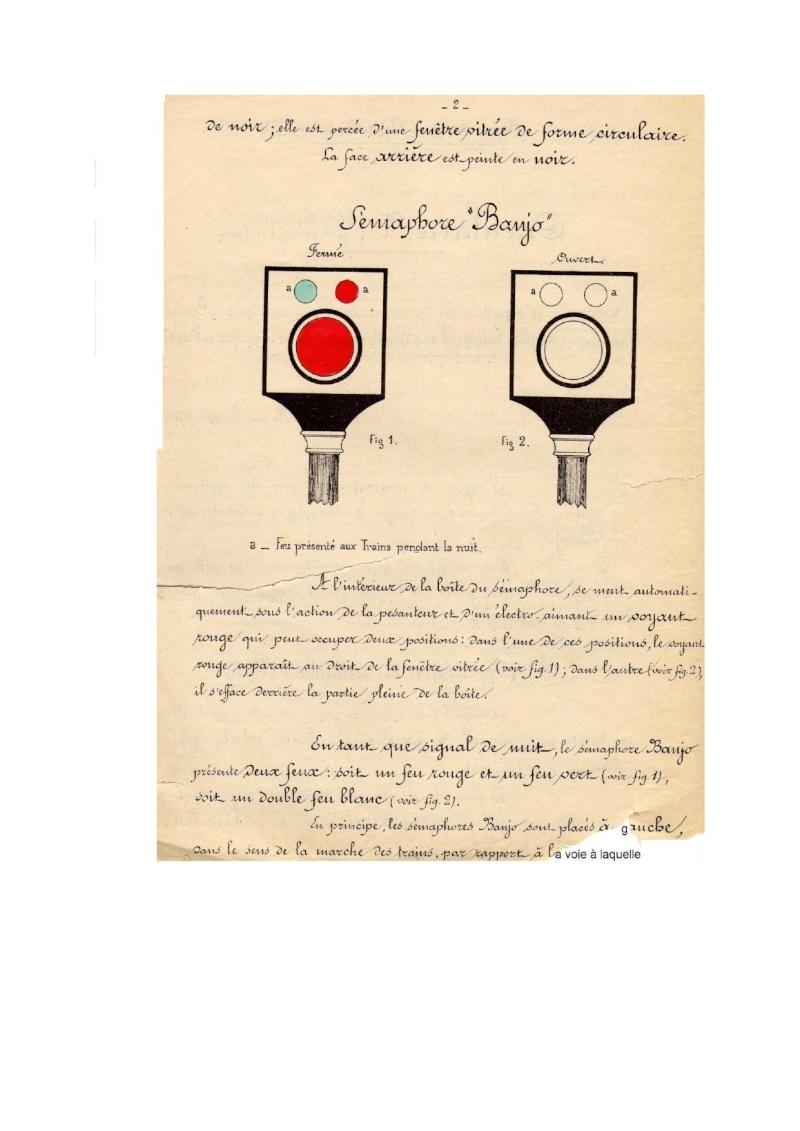 Signalisation:le frère du sémaphore Banjo du Midi Image-29
