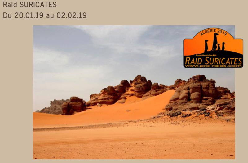 ALGERIE - Raid en Algérie  Motard12