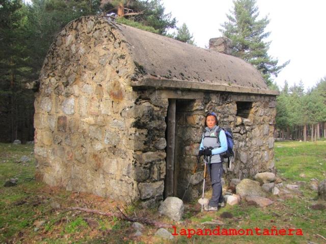 20141122 - GUADARRAMA - CIRCULAR AL PICO DEL NEVERO 06211
