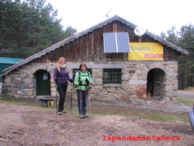 20141122 - GUADARRAMA - CIRCULAR AL PICO DEL NEVERO 06711