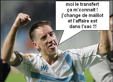 Merde... comment il a deviné le Julien LEPERS ??? - Page 2 Ribery10