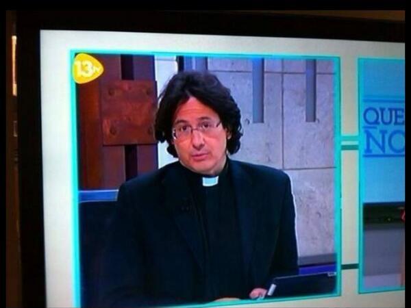 Le sosie de Francois Hollande est un prêtre espagnol Bnronk10