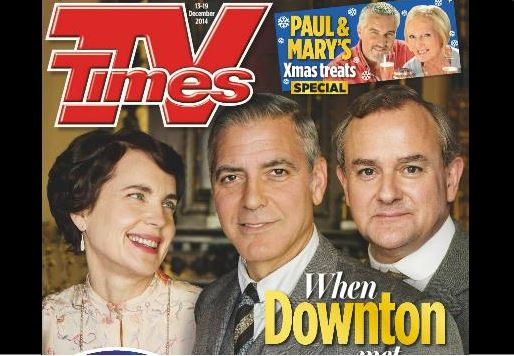 George Clooney to appear in Downton Abbey episode for charity - Page 3 Abb211