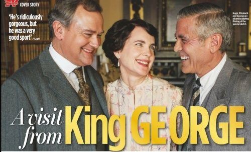 George Clooney to appear in Downton Abbey episode for charity - Page 3 Tv210