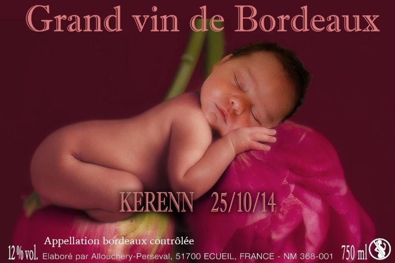 demande bouteilles naissance bébé Vina10