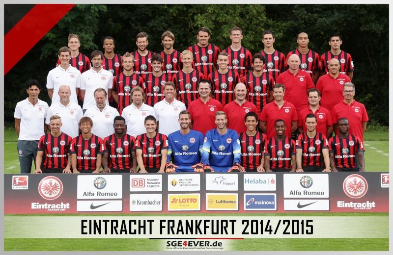 12. Spieltag gegen die A-a-intracht aus Frankfurt Sge10