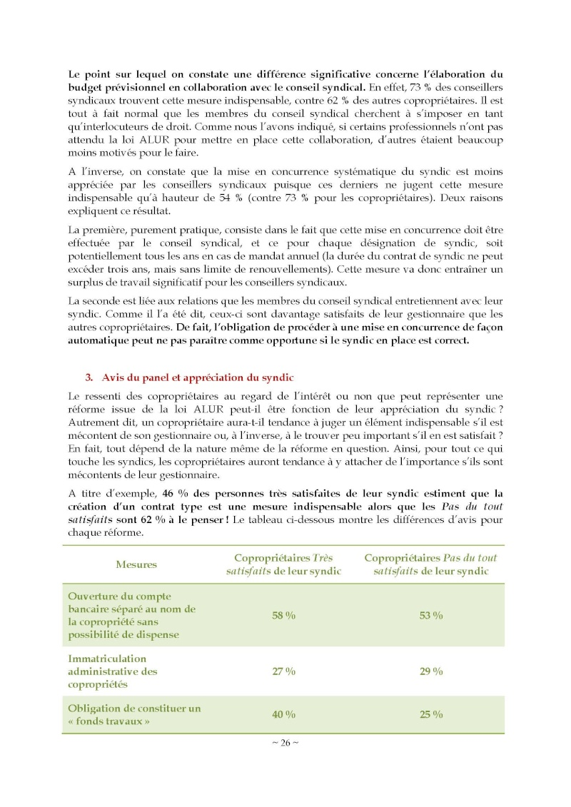 10nov 2014 - Evaluation enquête qualité Syndic Barome37