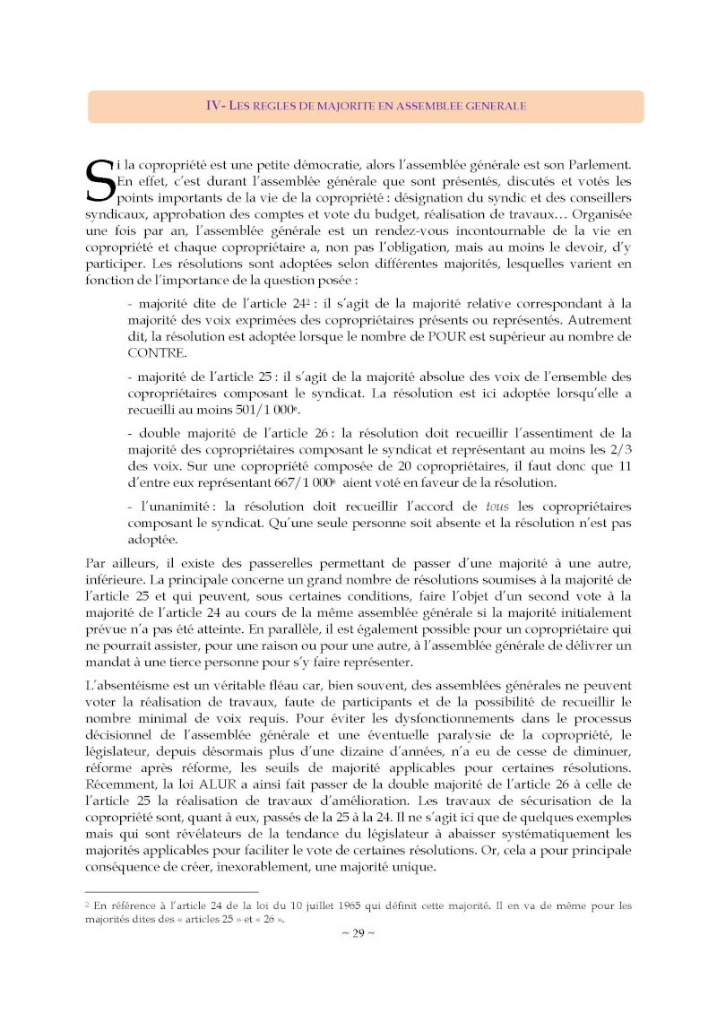 10nov 2014 - Evaluation enquête qualité Syndic Barome41
