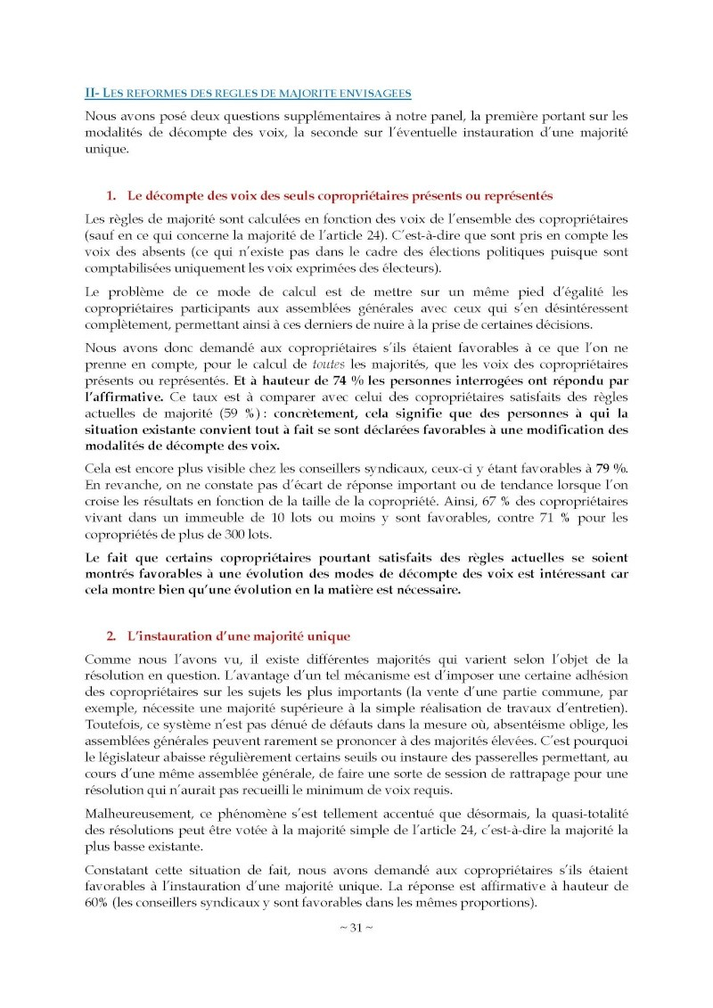 10nov 2014 - Evaluation enquête qualité Syndic Barome43