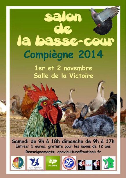 Compiègne 1-2 novembre 2014 Affich10