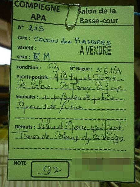 Compiègne 1-2 novembre 2014 Coucou62