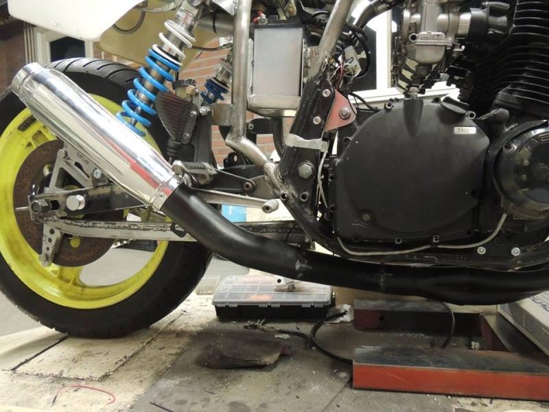 Suzuki gs1000r xr69 endurance replica - Page 7 10704110