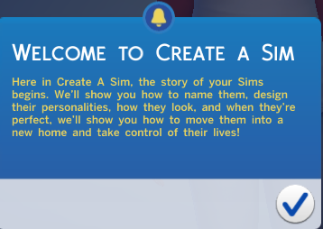 How to deactivate tutorials in TS4. [OBSOLETE] Screen10