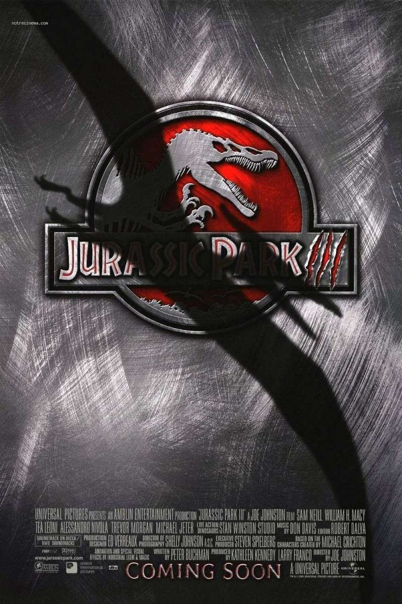 Jurassic Park III (2001, Joe Johnston) Jurass15