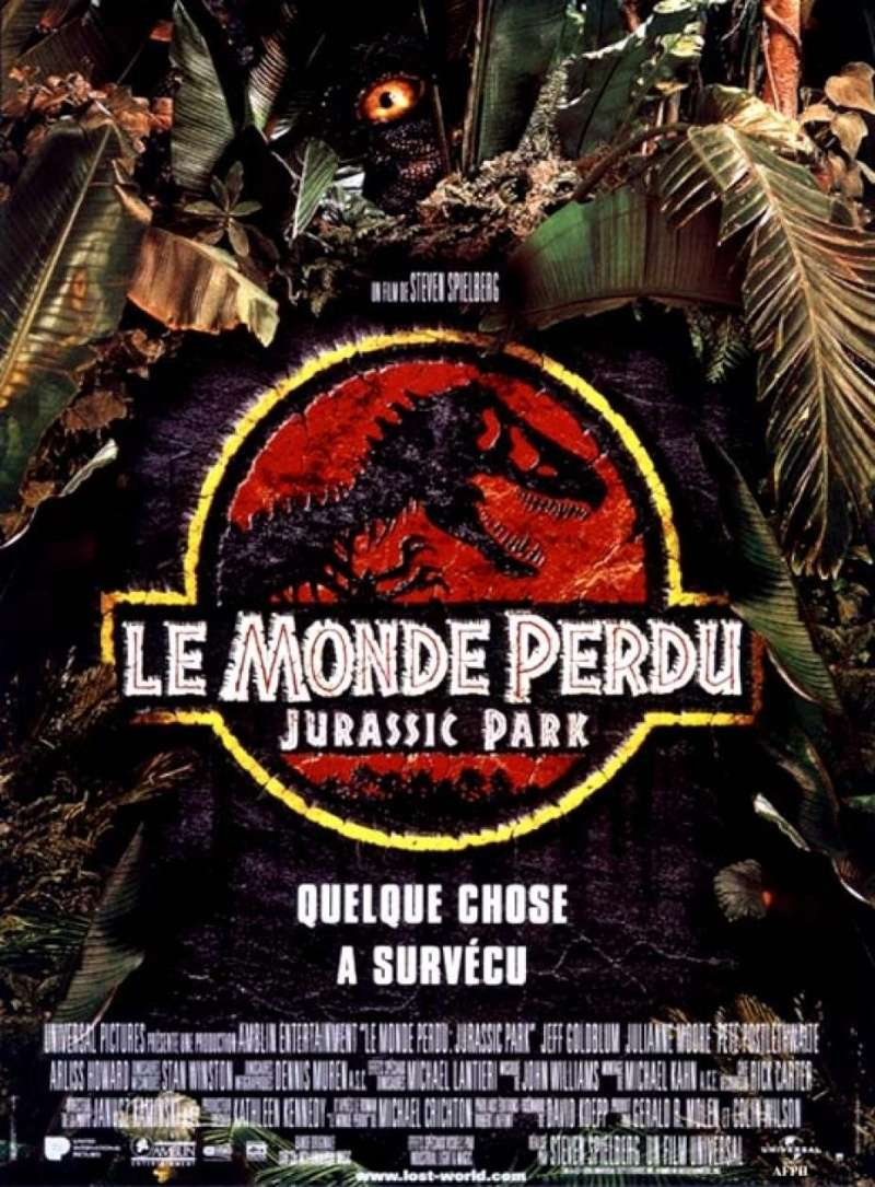 The Lost World: Jurassic Park (1997, Steven Spielberg) Le_mon10