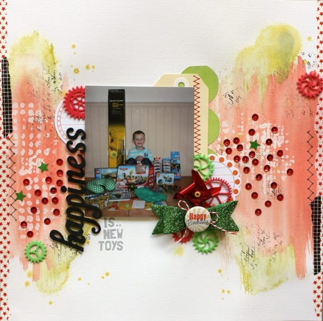 December / January monthly ch! Chloe_10