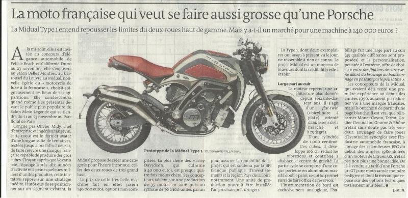 une française pour 4 harley  Moto1111
