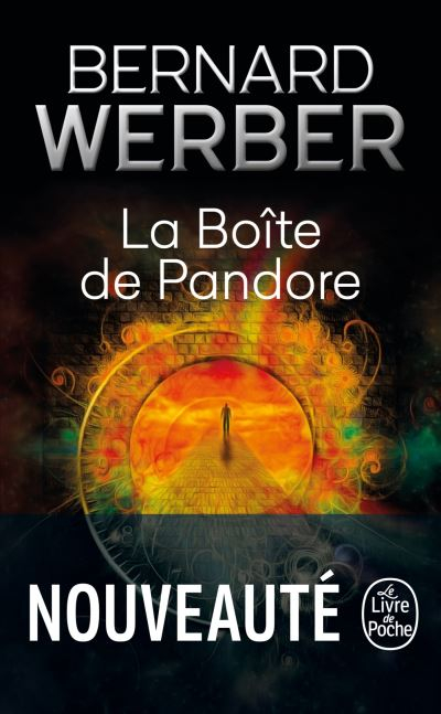 [Werber, Bernard] La boîte de Pandore Couv1511