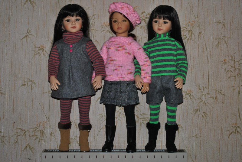 Maru and Friends : la grande famille (Moules Dianna Effner 52 cm) - Page 10 Dsc_0830