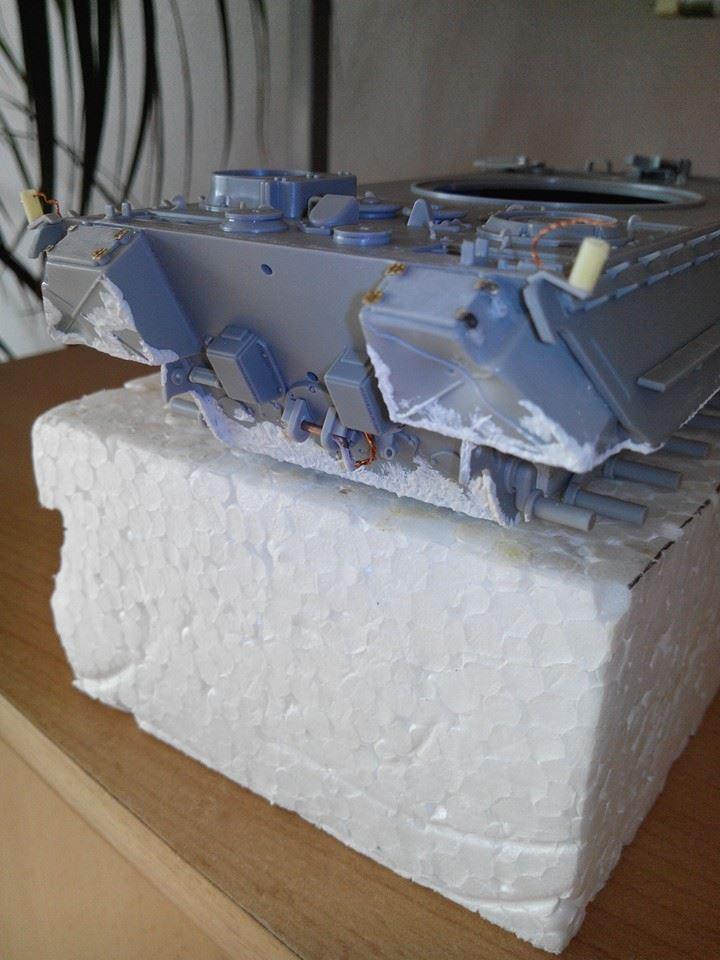panther ausf G.kit italeri.reboitage du kit dragon.1/35 10352910