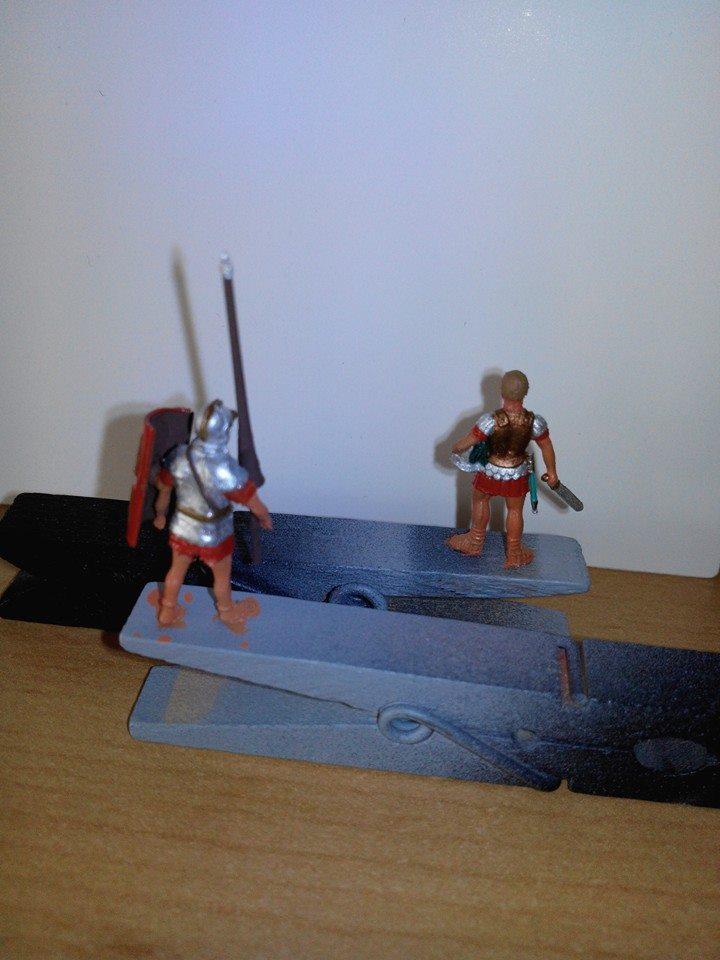 romains.airfix.1/72. 10411110