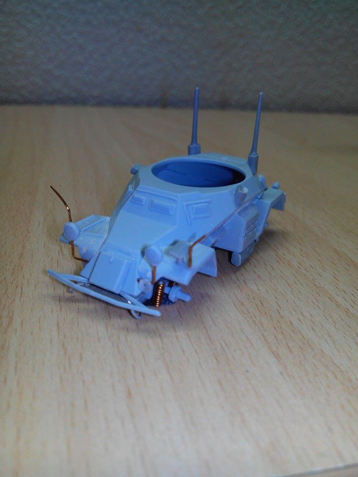 SDKFZ 222.kit airfix 1/76. 10806410