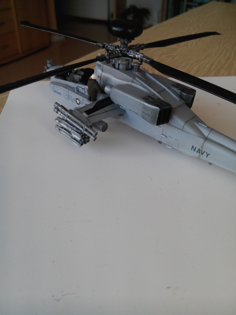 helicoptere APACHE.kit academy au 1/72 - Page 3 Img_2019
