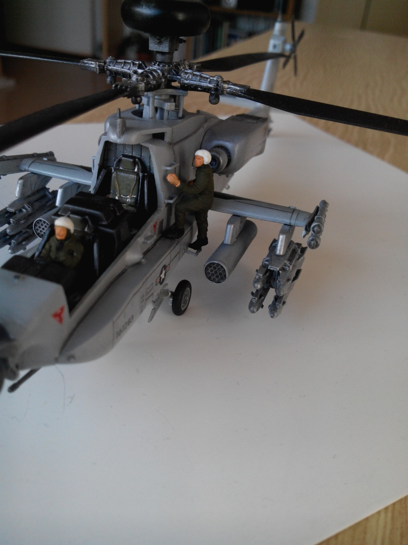 helicoptere APACHE.kit academy au 1/72 - Page 3 Img_2020