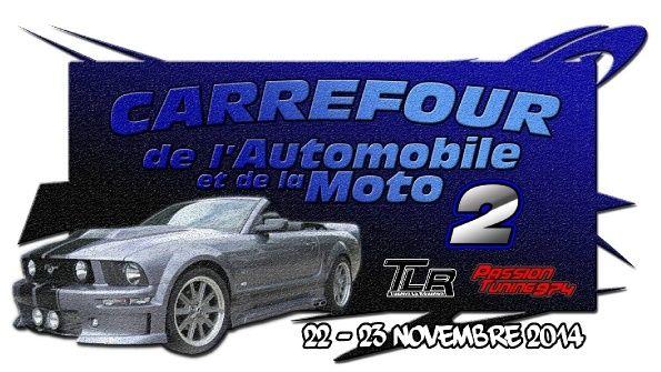 2e Carrefour de l'Auto et Moto Logo10