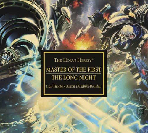 [Horus Heresy] Master of the First / The Long Night de Gav Thorpe et Aaron Dembski Bowden - Audiodrama 61hnap10