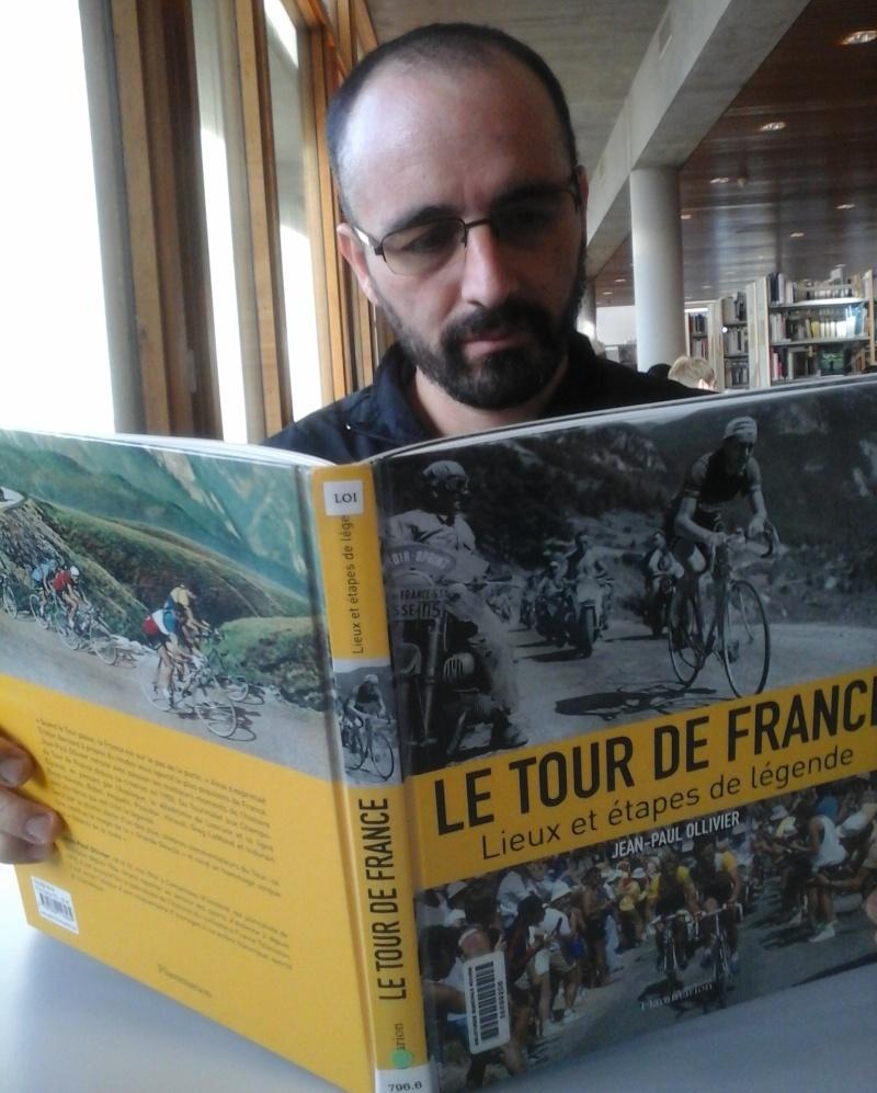 Literatura y ciclismo 20141110