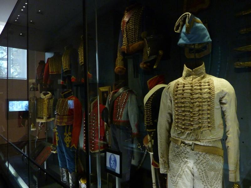 VISITE DU MUSEE DES HUSSARD DE TARBES P1010540