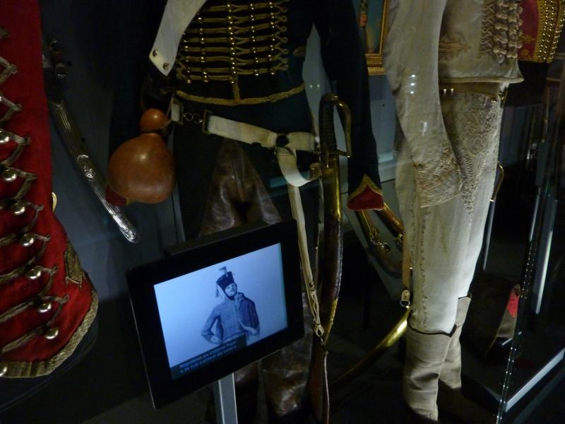 VISITE DU MUSEE DES HUSSARD DE TARBES P1010541