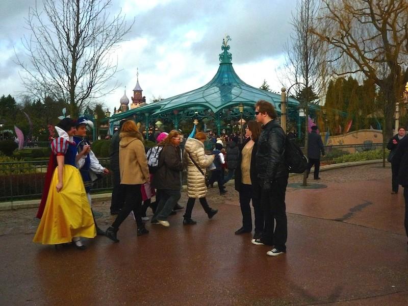 Séjour au Sequoia Lodge du 29 Décembre 2013 au 3 Janvier 2014 - Réveillon à Disneyland Paris !  Terminé le 12 Novembre! - Page 6 P1030221