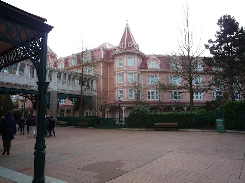 Séjour au Sequoia Lodge du 29 Décembre 2013 au 3 Janvier 2014 - Réveillon à Disneyland Paris !  Terminé le 12 Novembre! - Page 6 P1030314