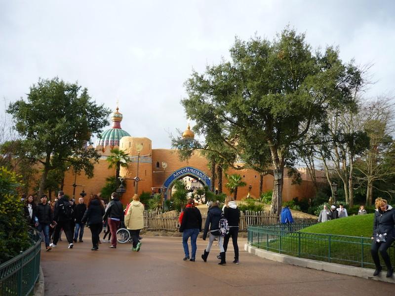Séjour au Sequoia Lodge du 29 Décembre 2013 au 3 Janvier 2014 - Réveillon à Disneyland Paris !  Terminé le 12 Novembre! - Page 6 P1080912