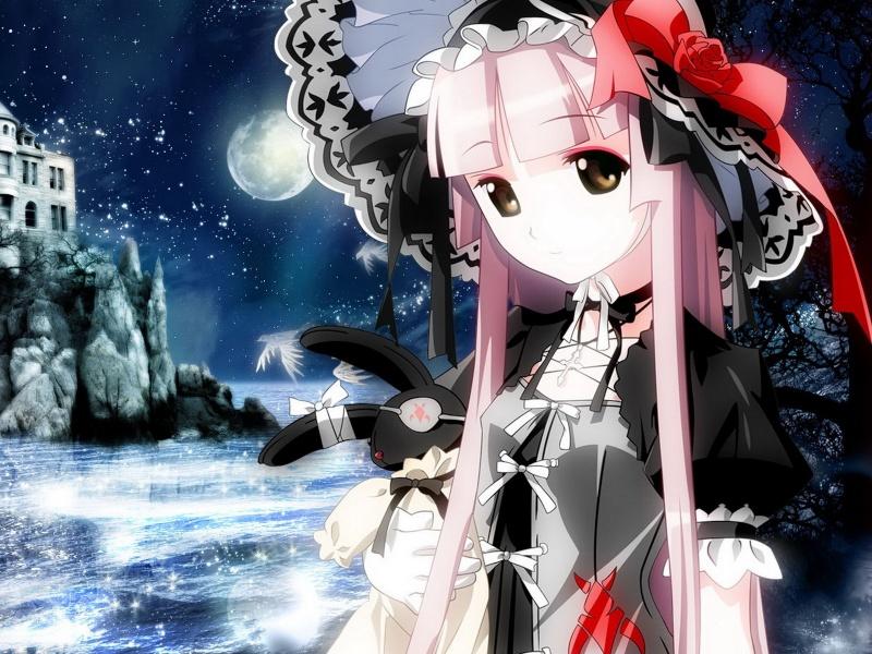 Lunar Eclipse [Lunar Summon] Anime_11