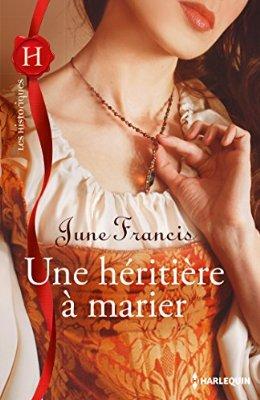 Une héritière à marierde June Francis 51dwqs10