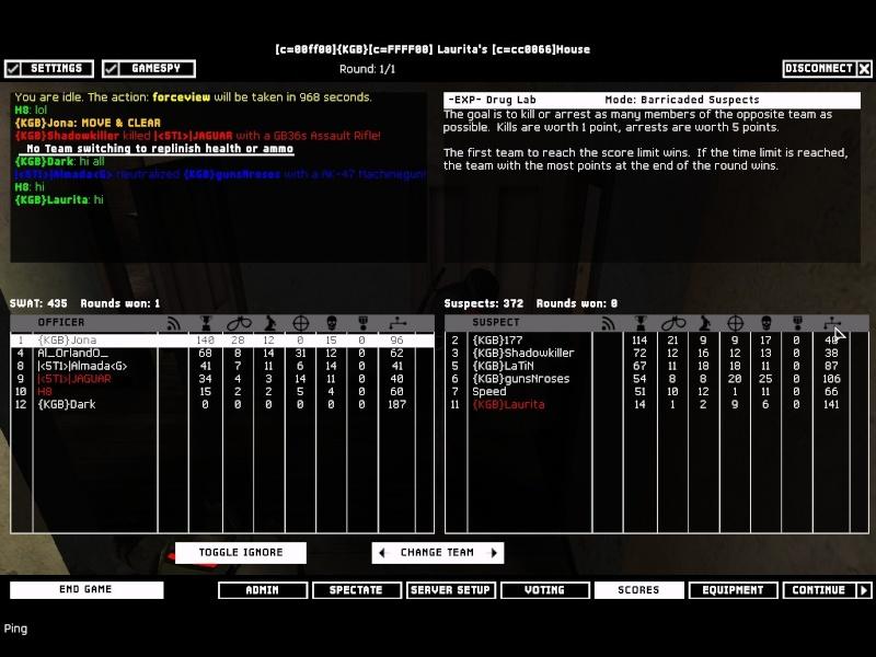 hacky vs coryf88 vs dd vs zal vs x2kxii...(...  12319310